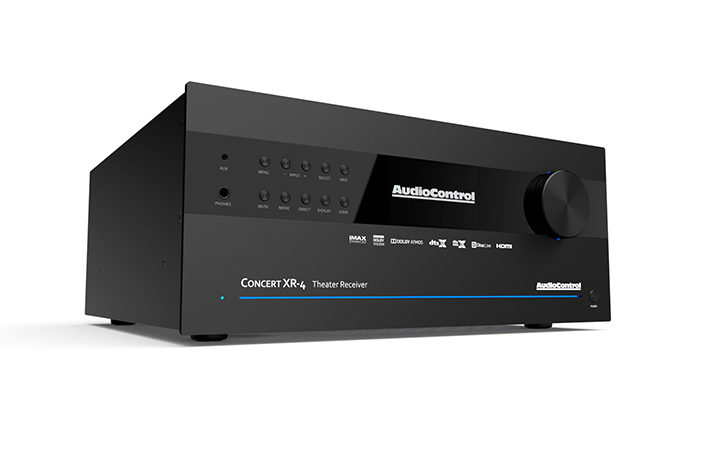 Dirac, AudioControl collaborate on AV receivers and processors