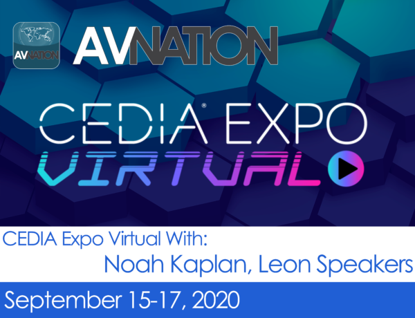 The Art Of Design With Leon Speakers at CEDIA Expo 2020