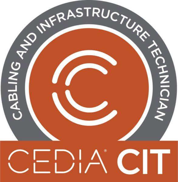 CEDIA CIT cert