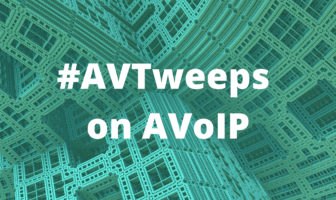 AVTweeps on AVoIP