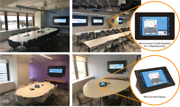 Conference Room featuring Mira Connect