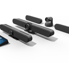 Logitech introduces next generation of appliance and PC-based solutions