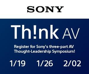 Sony Th!nk AV