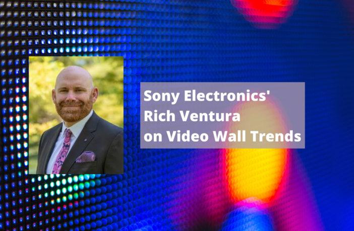 DSE 2021 Rich Ventura Sony